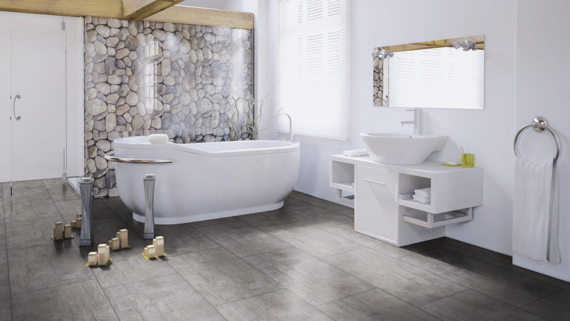 Wallpaper cair - alternatif terbaik untuk jubin
