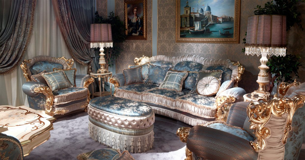 Perabot yang cantik dan terkini