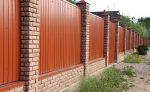 Membuat pagar lantai beralun untuk rumah persendirian: 135+ (Foto) Pagar indah dengan tangan mereka sendiri