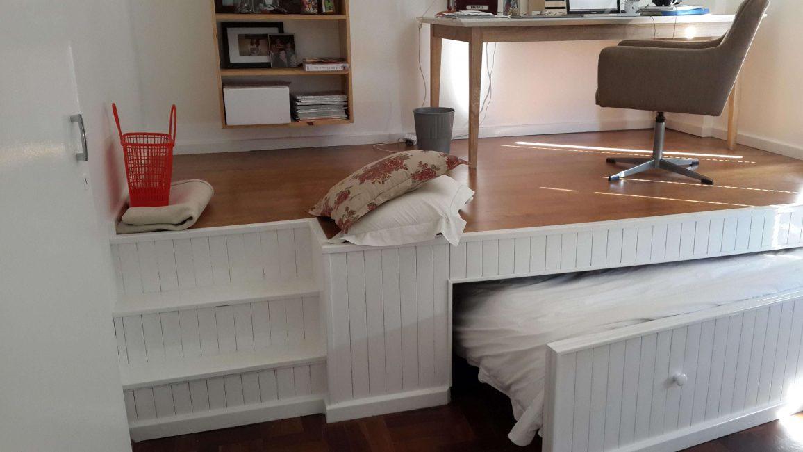 Küçük bir daire için harika bir seçenek