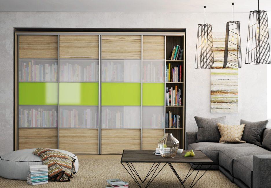 Reka bentuk dalaman, mengubah ruang tamu atau pejabat