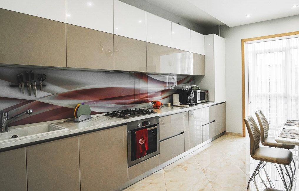 Dapur bergaya dan moden