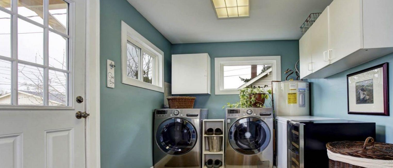 Πλυντήριο για ιδιωτικό σπίτι