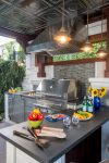 How to equip the summer kitchen in the country? 220+ (Photos) Do-it-yourself design projects
