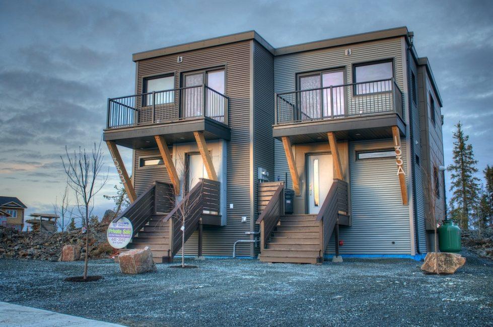 Rumah modular menjadi semakin popular.