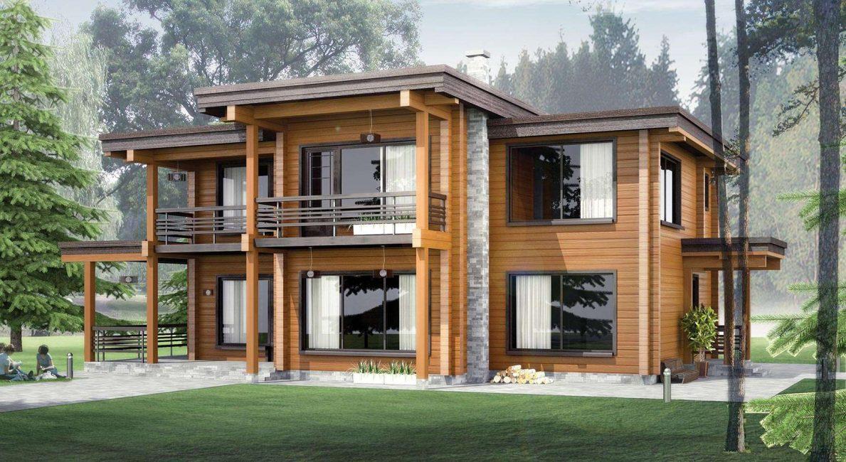 Rumah mudah alih dan selesa