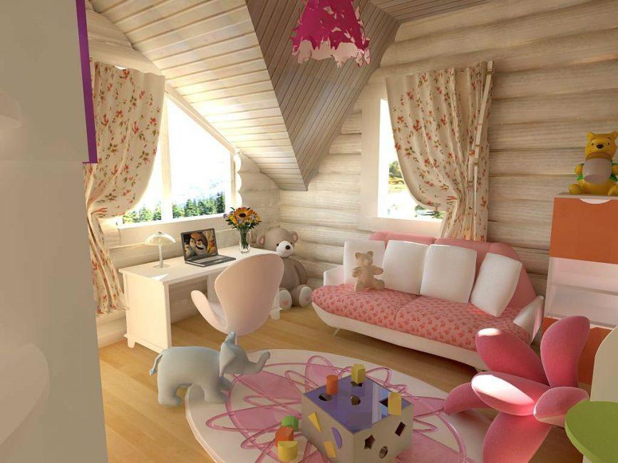 Membuat ruangan yang kreatif dan cantik