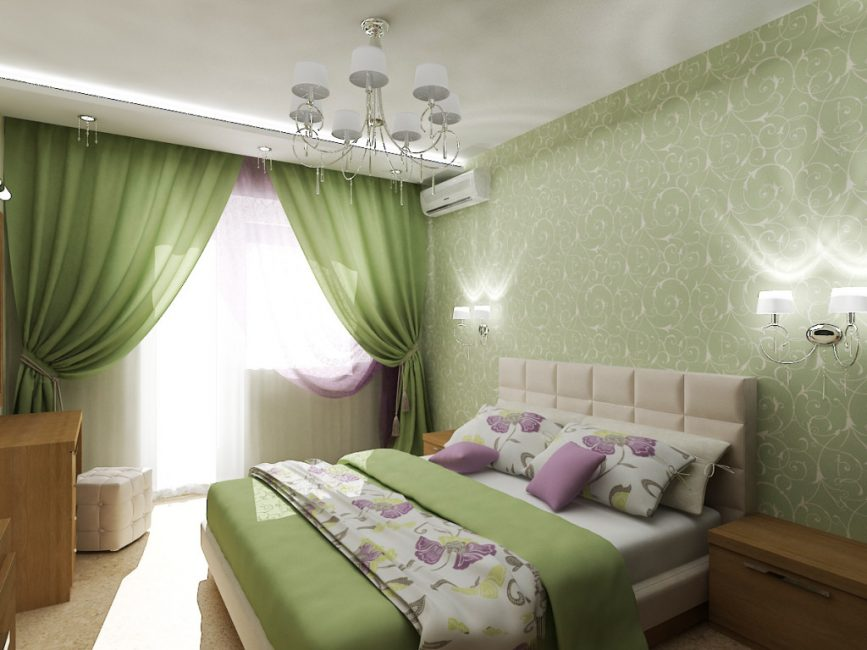 Membuat bilik tidur tempat yang selesa.