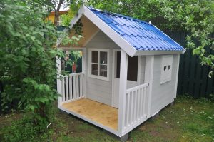 Bagaimana untuk membuat rumah yang dipercayai dan indah untuk anak-anak kayu dengan tangan mereka sendiri? 185+ (Foto) Projek untuk memberi