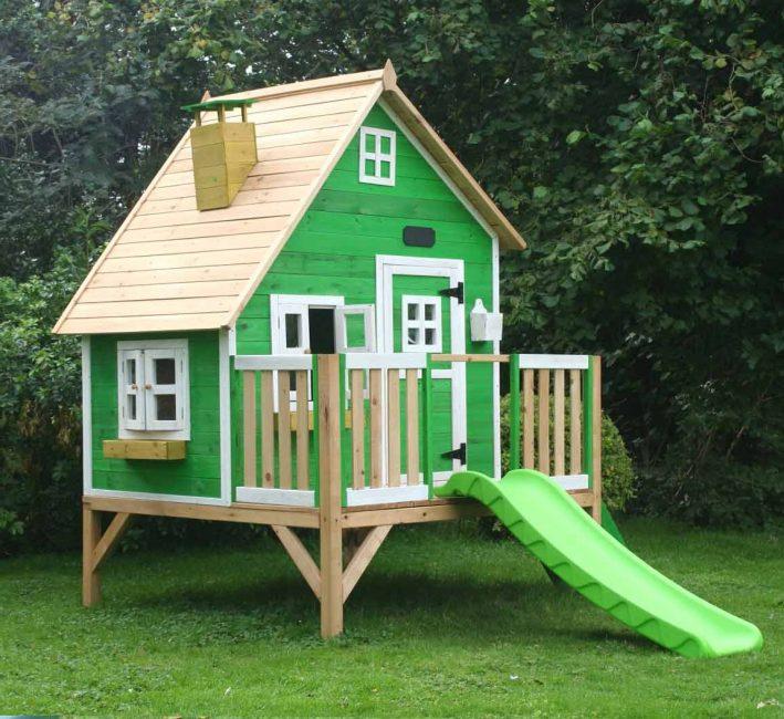 Terbaik untuk rumah menggunakan kayu