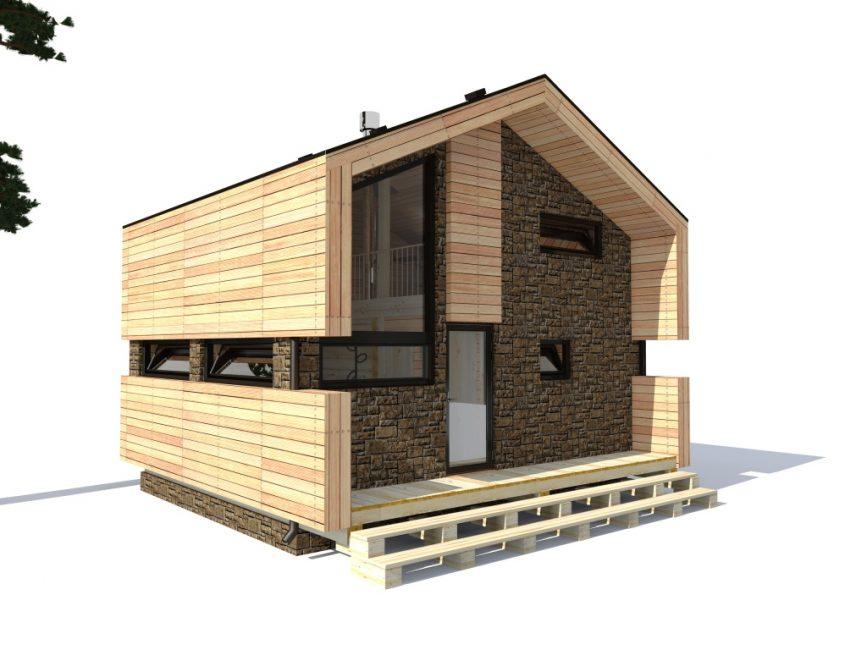 Projek siap menawarkan zon pendinginan yang mudah di kawasan bangunan.
