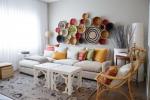 Melakukan idea hiasan dinding asli dengan tangan anda sendiri - 200+ (Foto) untuk dapur, ruang tamu, bilik tidur