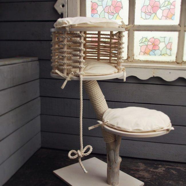 Sebuah rumah kecil untuk haiwan kesayangan anda