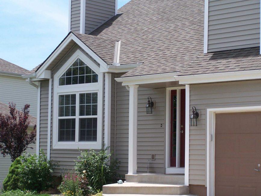 Warna-warna cerah membuat rumah kelihatan hebat.