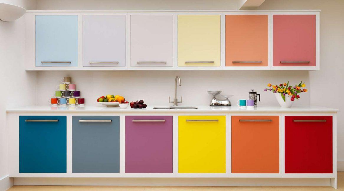 Tanggapan yang dibuat oleh pedalaman bergantung kepada julat warna yang digunakan.