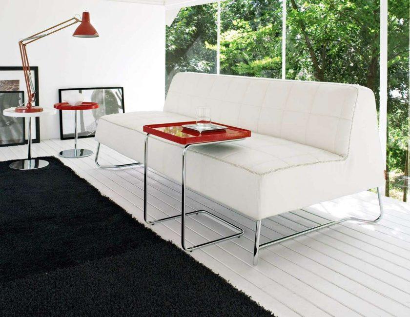 Apabila tiada ruang, tetapi meja diperlukan