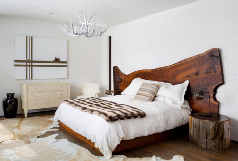Reka bentuk katil kreatif