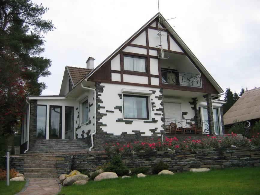 Maison dans le style allemand