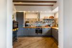 Tile Patchwork di pedalaman dapur: Motif Mediterranean tepung di rumah anda (untuk apron, di atas lantai). 110+ (Foto) Langkah demi Langkah untuk Pemula