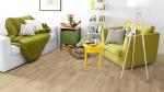 Linoleum di pedalaman - penyelesaian mudah dan asli sebagai penutup lantai. 220+ (Foto) IDEAS terbaik untuk ruang tamu, dapur, bilik tidur