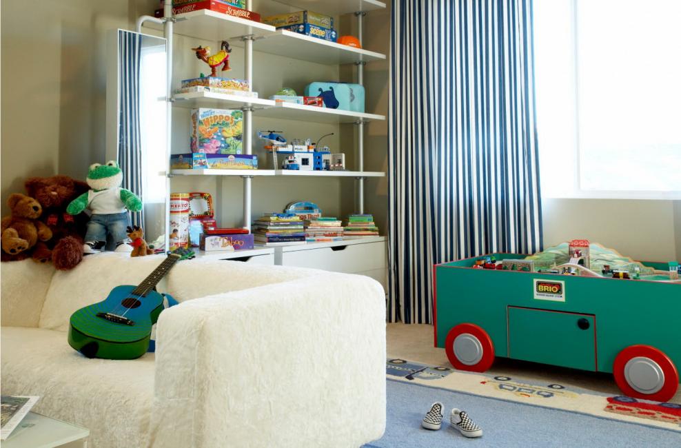 Reka bentuk bilik kanak-kanak