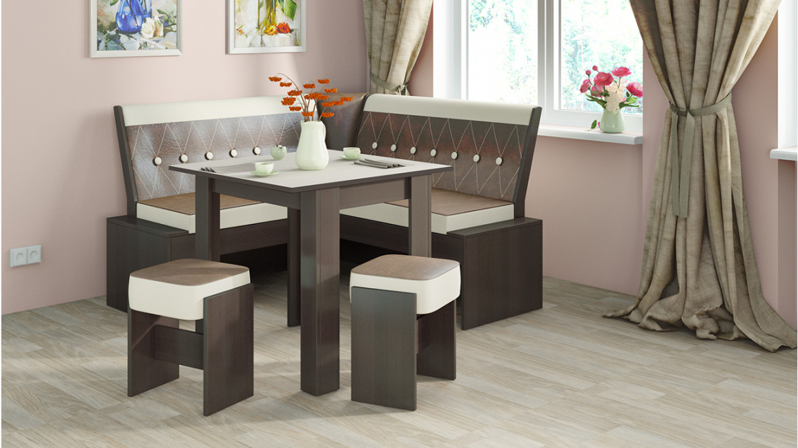 Sekiranya pelan bukan standard, lebih baik memesan perabot mengikut ukuran individu.