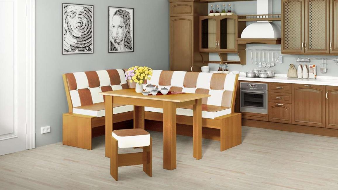 Kami memilih meja mengikut rasa, dan supaya ia sesuai dengan kawasan yang dipilih.