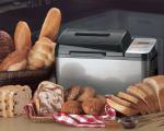 Top 15 pembuat roti terbaik untuk keadaan rumah. TOP model yang paling dipercayai dan popular