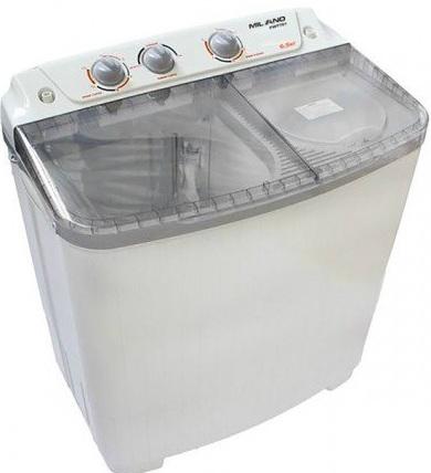 Apabila ruang adalah terhad, tetapi banyak diperlukan: Mesin basuh TOP-15 dengan memuatkan menegak