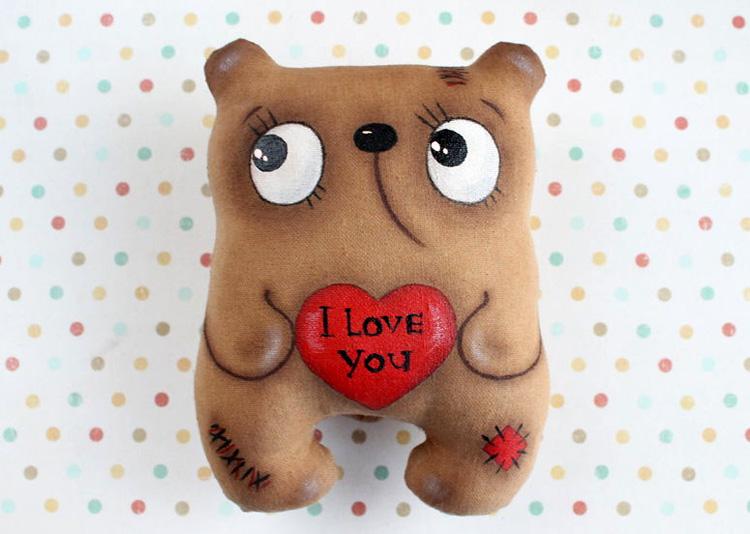 Berikut adalah beruang yang indah