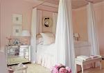 Reka bentuk katil mewah dengan kanopi untuk keselesaan romantik. 160+ (Foto) untuk bilik tidur dewasa dan kanak-kanak (+ Ulasan)