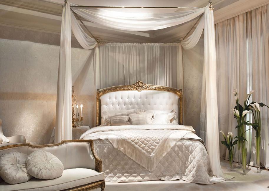 Lusso accessibile per una camera da letto modesta