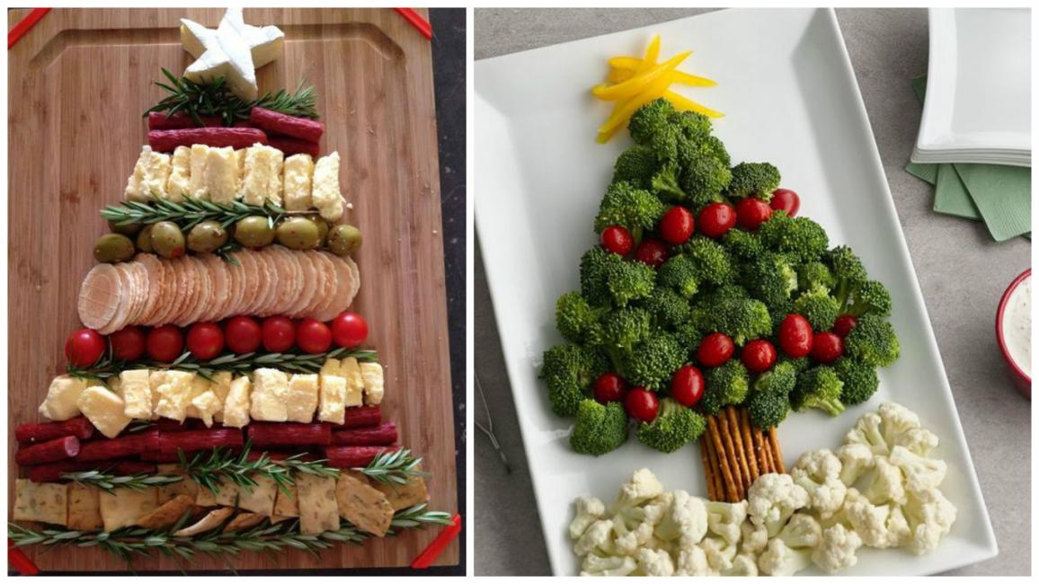 Makanan ringan yang lazat untuk Tahun Baru