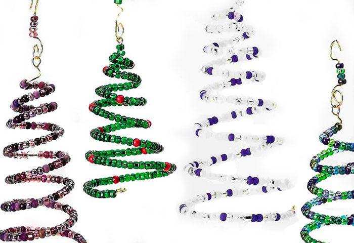 Pokok pokok Krismas di pokok Krismas