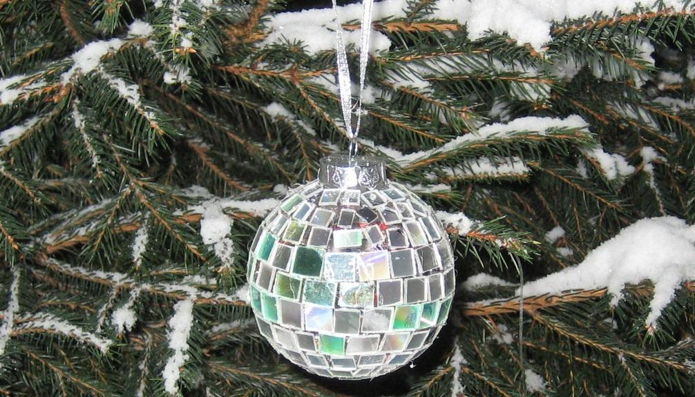 Mainan Krismas yang indah