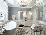 Salles de bains scandinaves: simplicité, commodité et confort (200+ photos). Créer une zone de confort pour vous-même