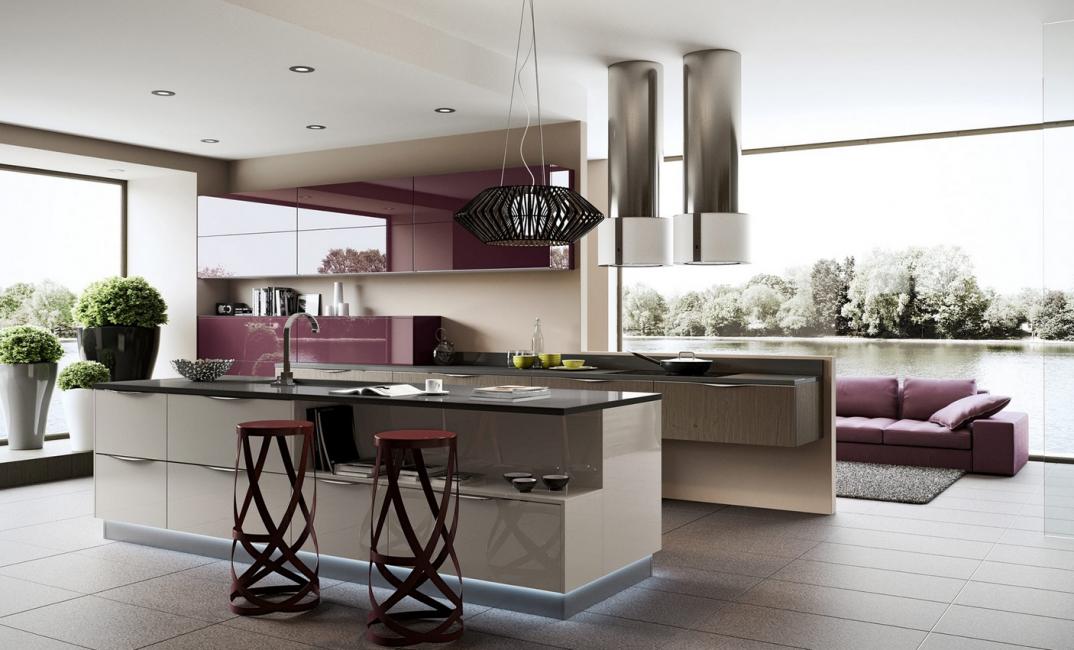 Pilihan luar biasa dan tidak standard untuk dapur