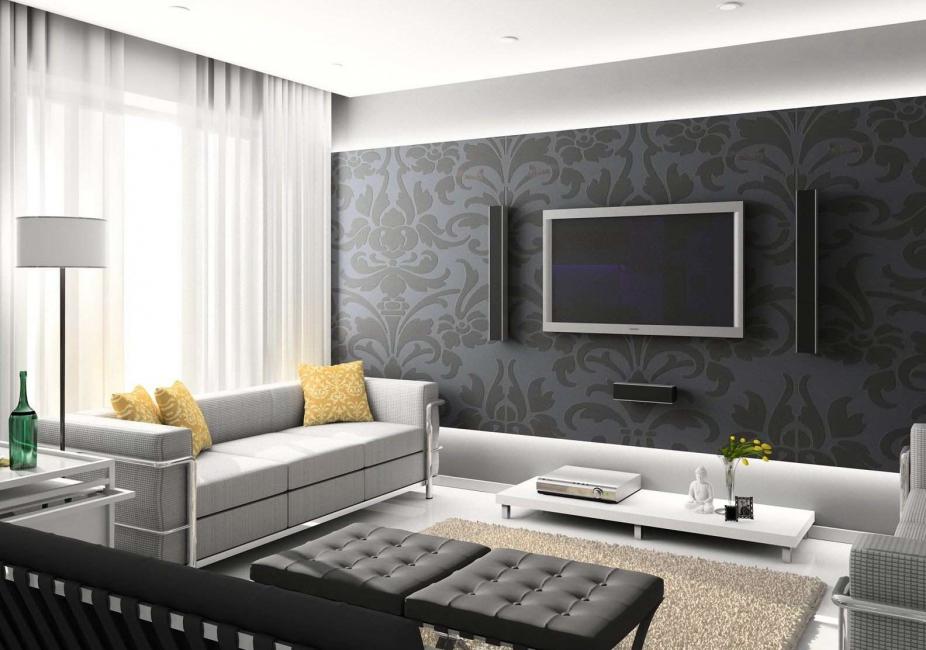 회색 배경은 흰 바탕 화면과 결합하기 쉽습니다.