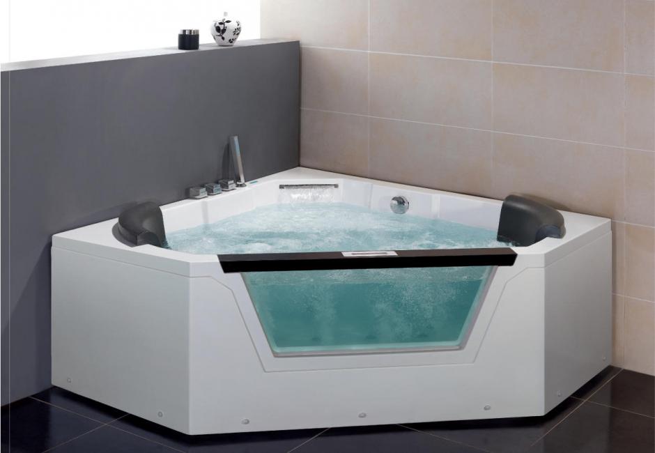 Une attention particulière lors du choix d'un bain doit être portée sur le système de tourbillon.