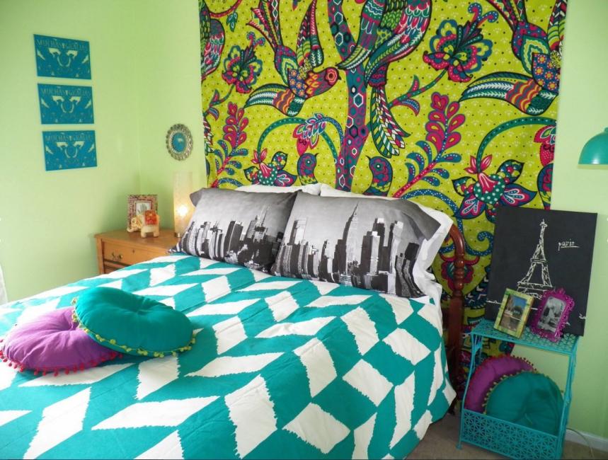 Nous apportons confort et isolation phonique dans la chambre