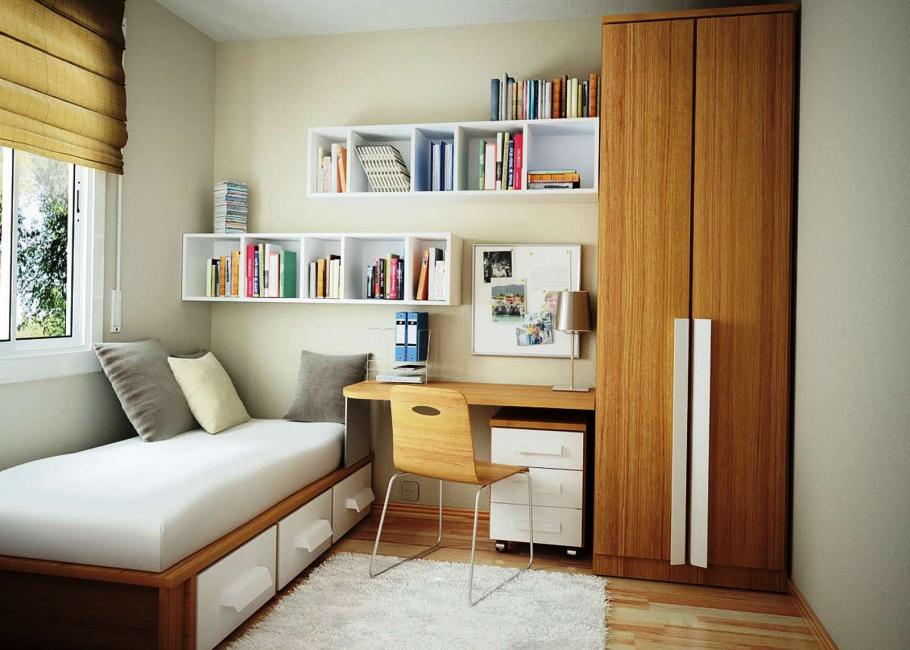 من الضروري تخصيص مكان في الغرفة للألعاب أو الاسترخاء.