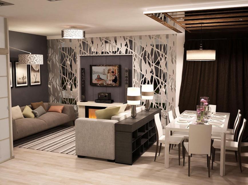 Furniture zoning option