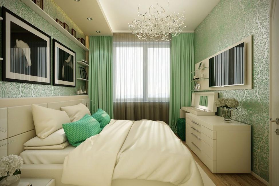 Определете правилното местоположение на леглото