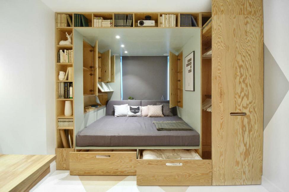 Добавяме комфорт с дървени елементи