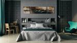 235 + Design Photos in dark colors: Dark or Cozy? Unusually stylish and trendy interior (bedroom, living room, kitchen, bathroom)
