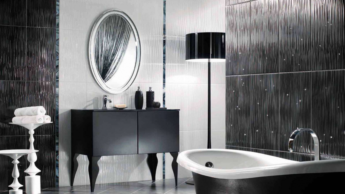 액세서리 - 욕실 디자인에 필요한 요소