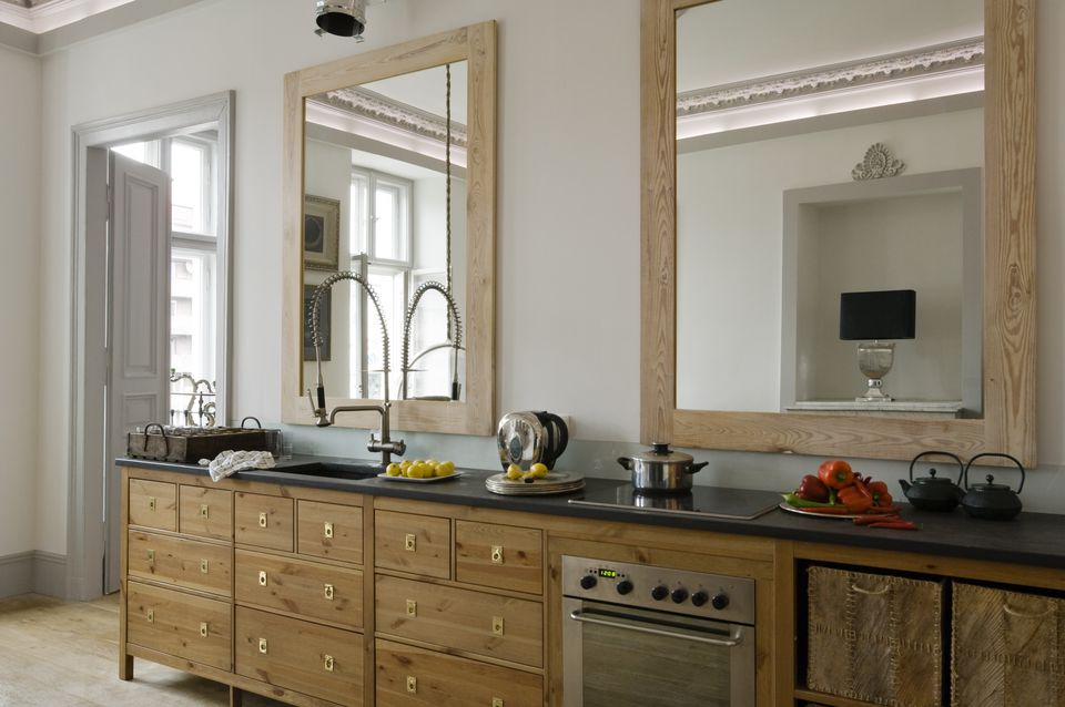 Think well over the moment the mirror design