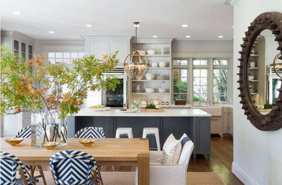 Make an attractive finish, and your decor will sparkle with new colors