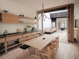 Interior Beige: 220+ Foto Kombinasi Gabungan (dalam Ruang Tamu, Bilik Tidur, Dapur)