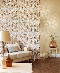 İç bej duvar kağıdı - 175+ (Fotoğraf) Kombine Kombinasyonları (mutfakta, oturma odasında, yatak odasında)